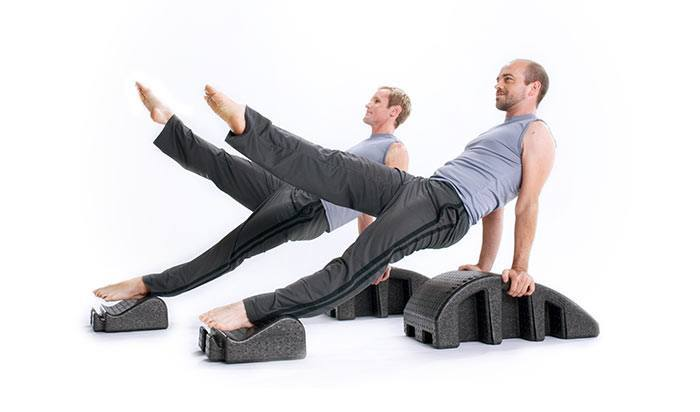 Pilates Arc group exercises