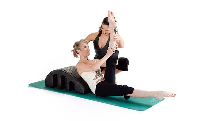 Pilates Arc teaching