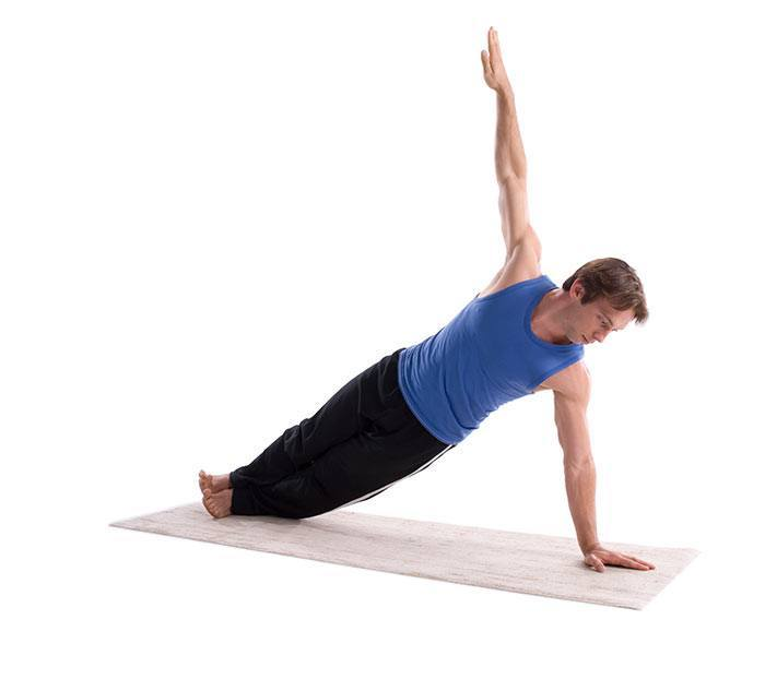 Pilates matwork classes for men