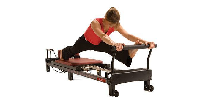 Pilates Reformer classes in Leigh on Sea