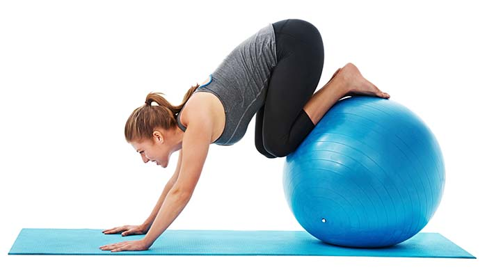 Pilates Swiss Ball classes